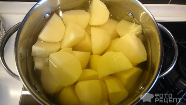зразы картофельные с рецепт с фото