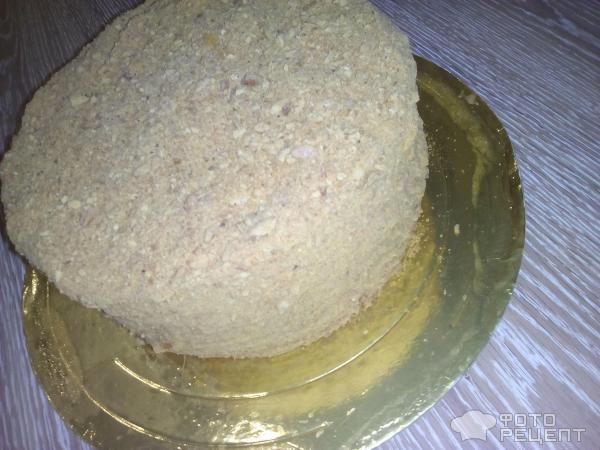 Заварной крем с крахмалом для торта