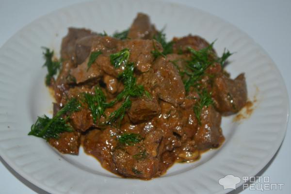 Рецепты из печени баранины