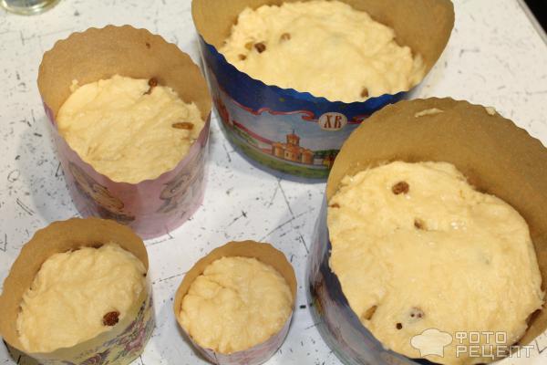 Быстрый и простой рецепт пасхального кулича