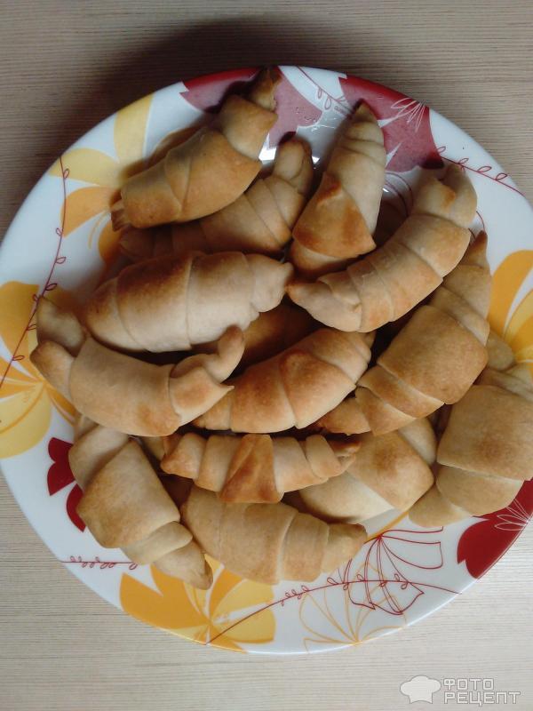 Рогалики с сыром рецепт