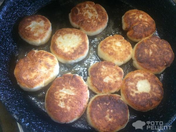 Пошаговый рецепт сырников из творога в духовке с