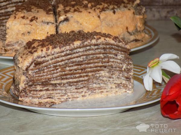 фото рецепты блинных тортов