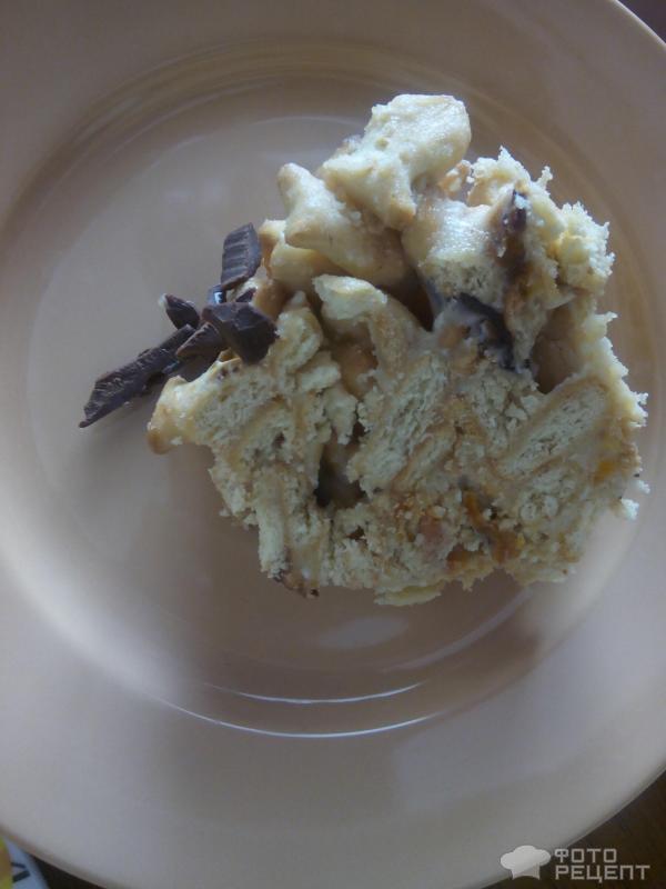 Торт из крекера Рыбки фото