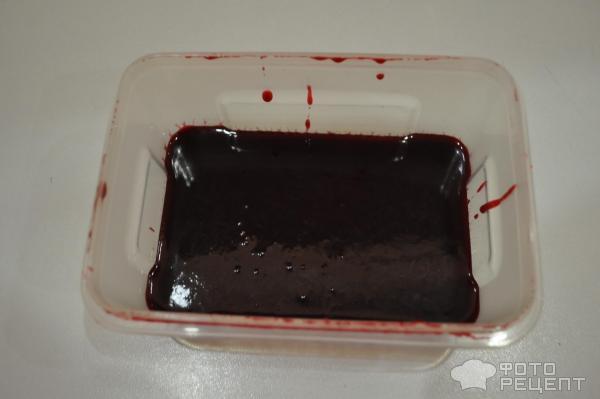 Смородиново-чесночный соус фото