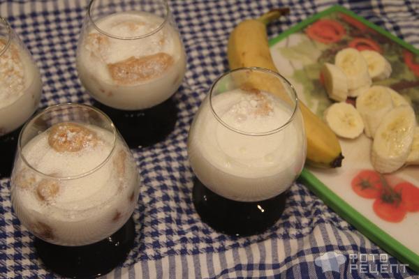 Рецепт бананы с маскарпоне