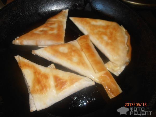Пошаговый рецепт с лаваша в духовке