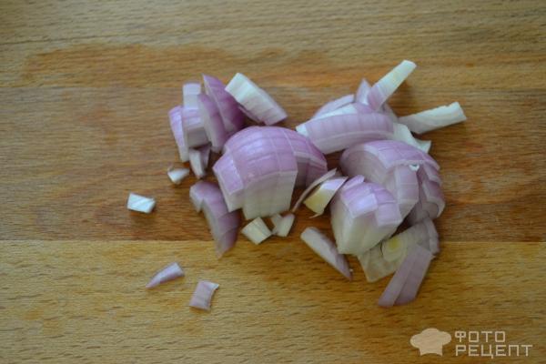 Салат итальянский Панцанелла фото