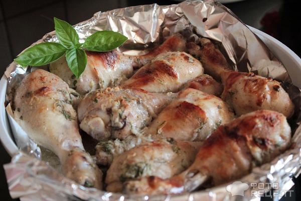 Курица в духовке целиком в соли рецепт с пошагово