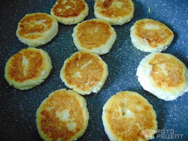 Домашние сырники из творога рецепт пошагово
