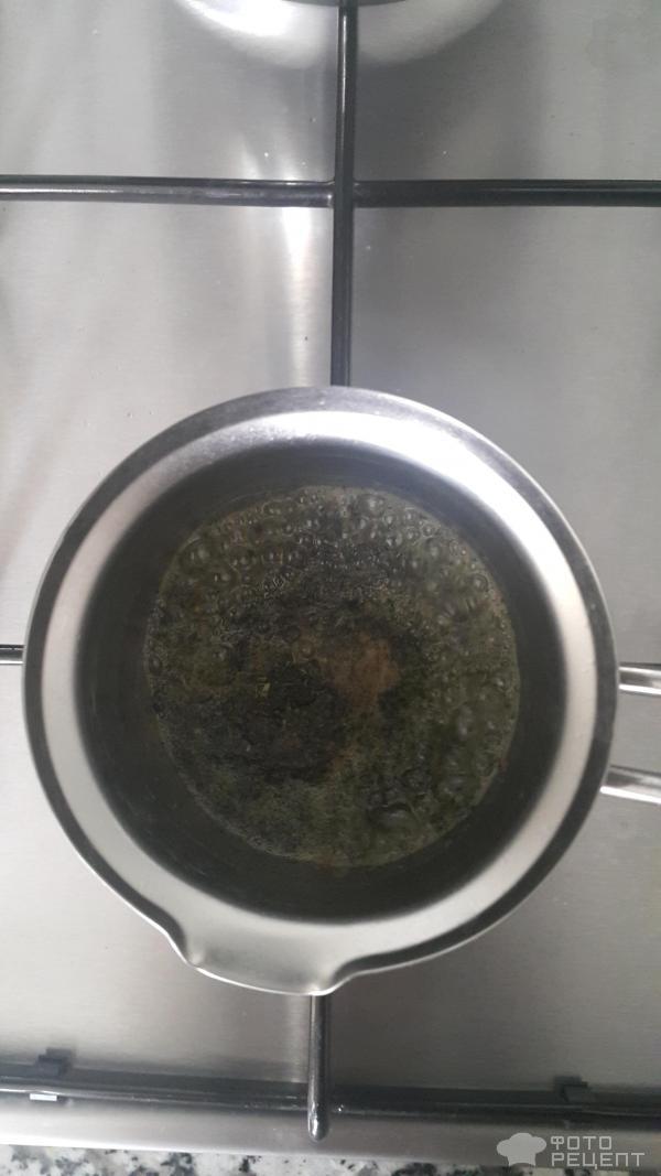 Турецкий йогуртовый суп с мятой