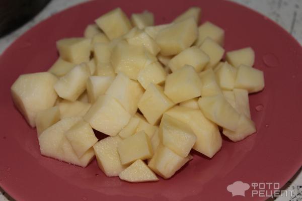 Рецепт горшочков с картофелем, грибами и курицей