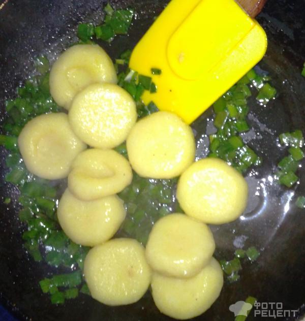Картофельные ньокки фото
