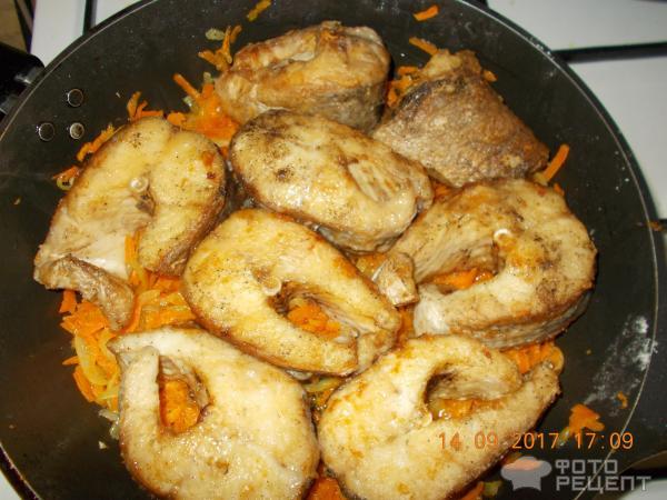 Жарим скумбрию на сковороде рецепт пошагово в домашних условиях