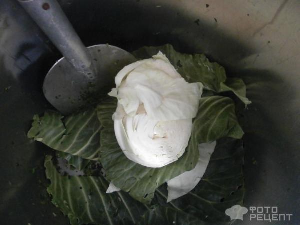 Как квасить капусту для серых щей 9