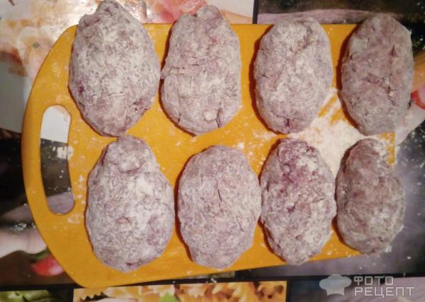 Котлеты из фарша без яйца рецепт