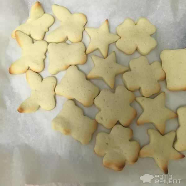 Бисквитное печенье для малышей фото