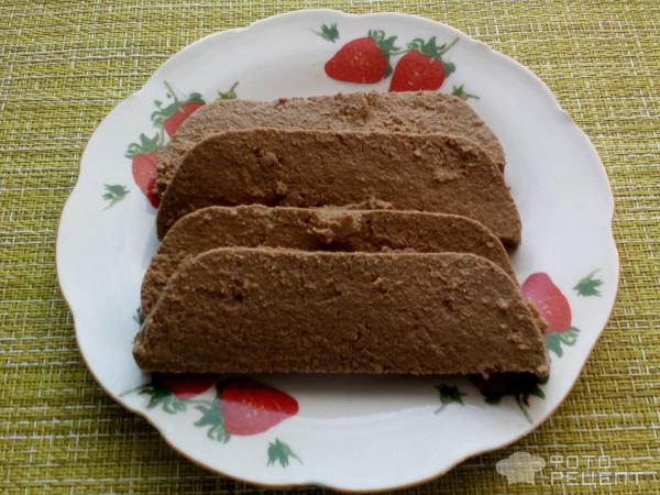 Печёночный паштет из говяжьей печени с маслом рецепт