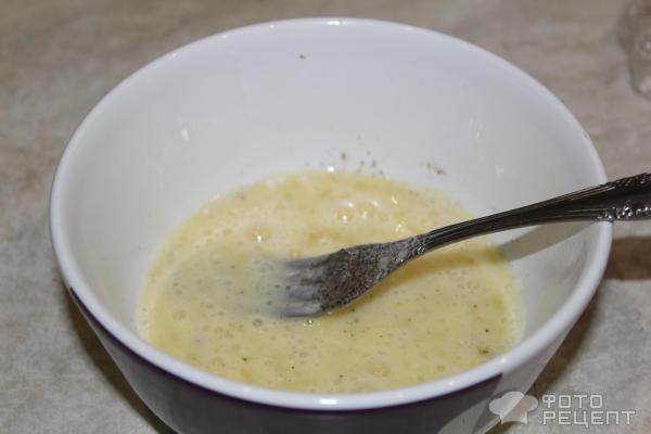 Овсяноблин с сыром фото