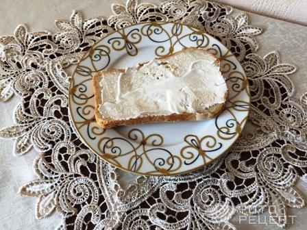 Сэндвич с колбасой фото