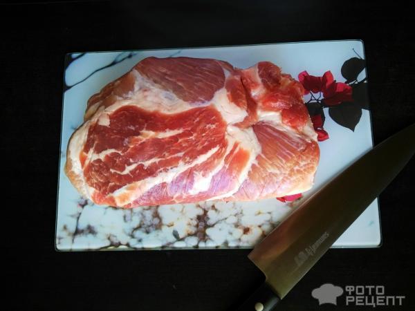 Ромштекс из свинины фото