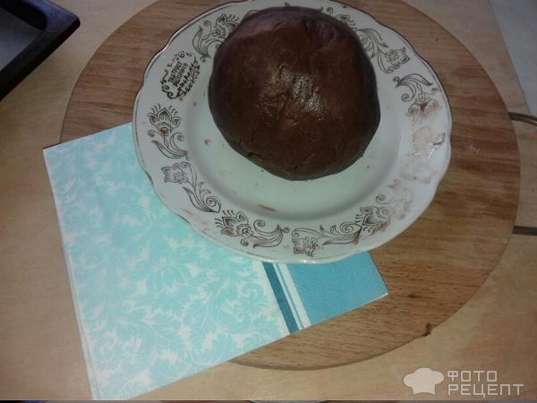 Вкусное шоколадное домашнее печенье фото