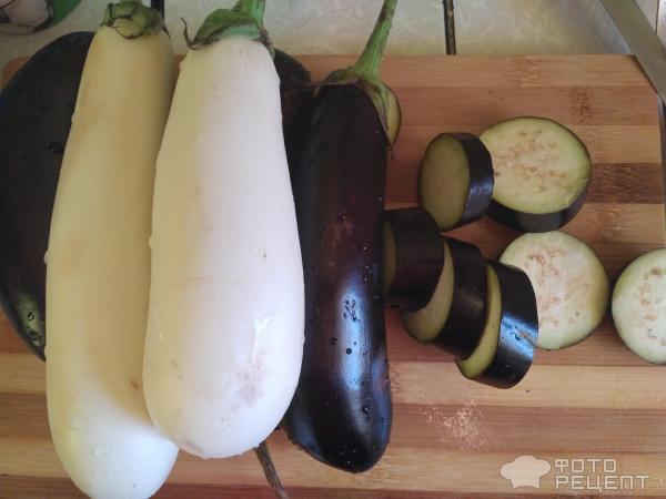 Баклажаны закусочные фото