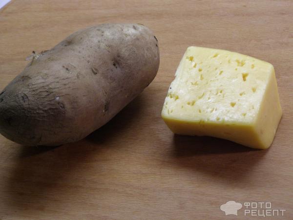 Котлеты грибные с сыром фото