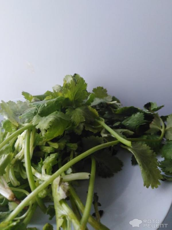 Салат с крабовых палочек фото