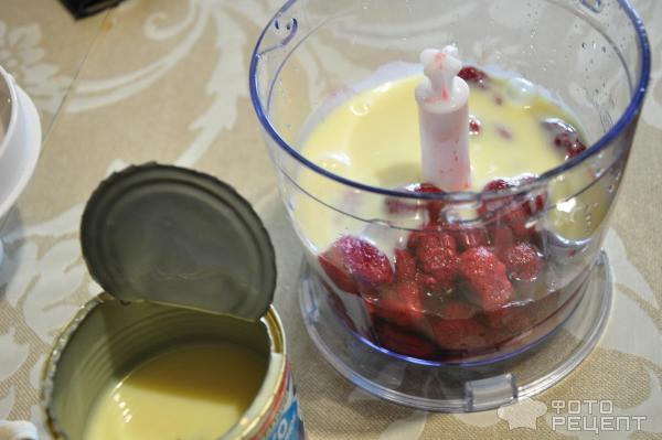 Домашнее натуральное мороженое фото