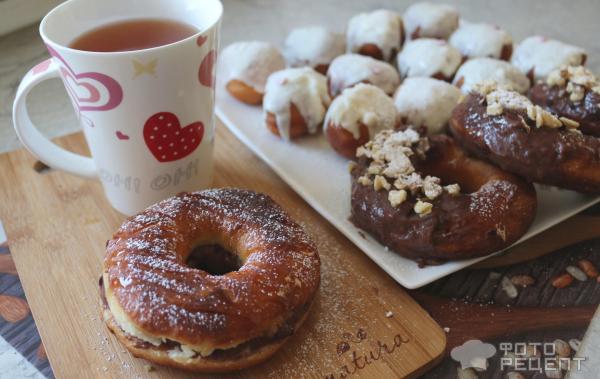 Пончики-донатсы Saint Valentine фото