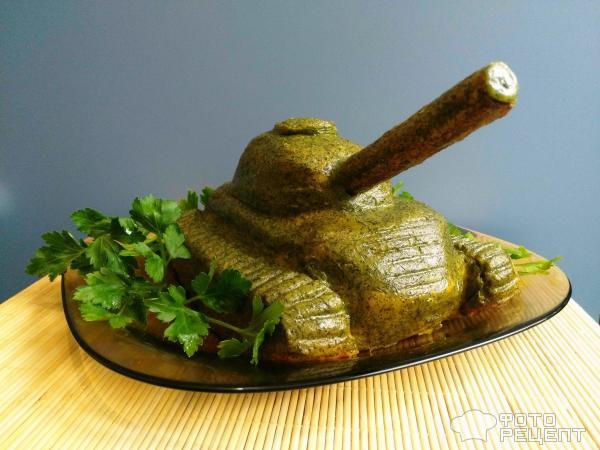 запеканка танк