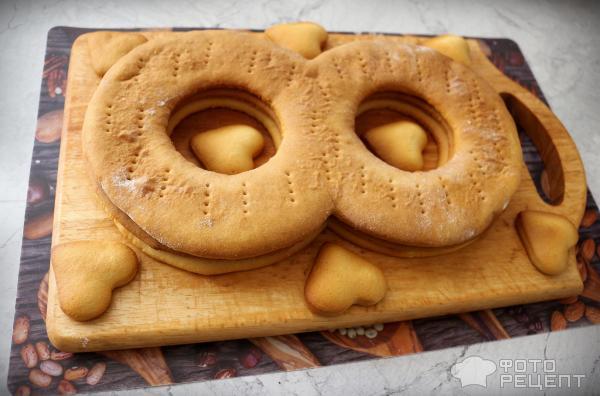 Торт Восьмая бесконечность фото