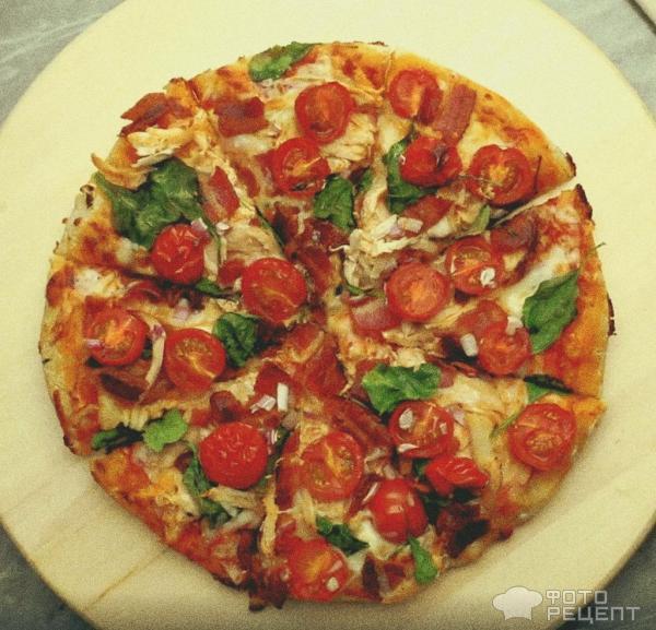 готовая пица