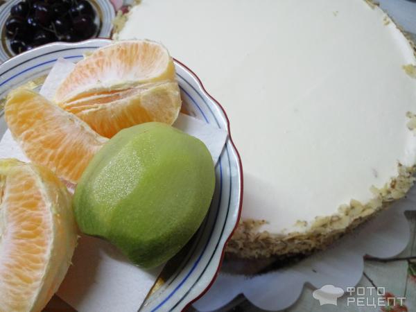 Торт Вареньке фото