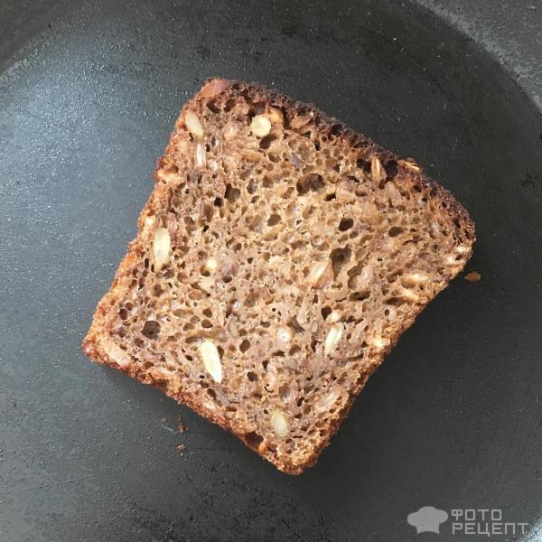 хлеб, русский, ржаной, обдирной, как пожарить, что приготовить
