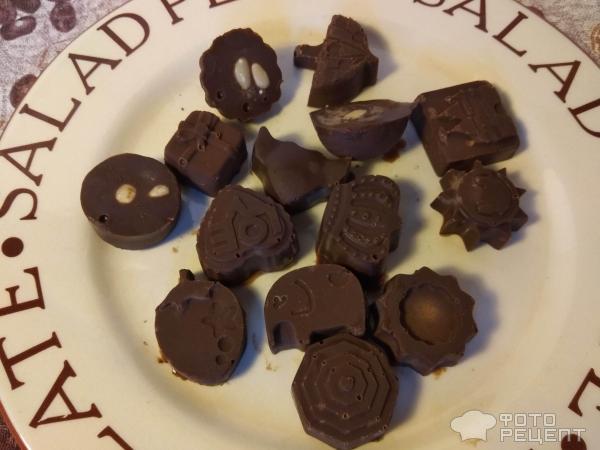 Кэробовые конфеты фото