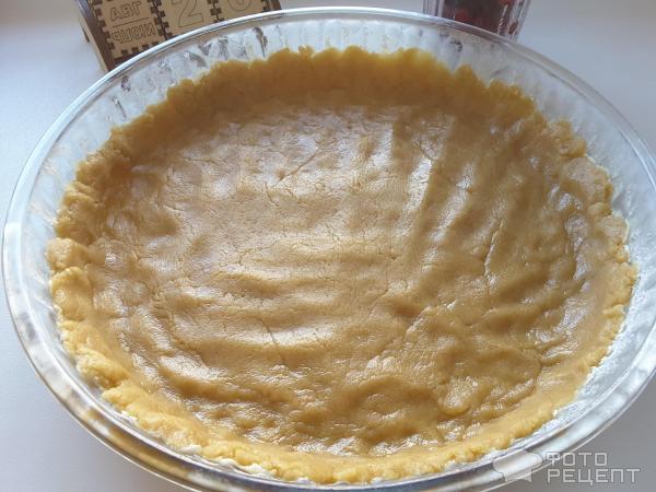 Яблочный пирог с безе фото