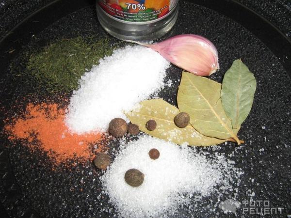 Грузди и рыжики соленые фото