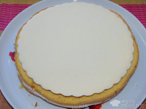 Торт Пина Колада фото