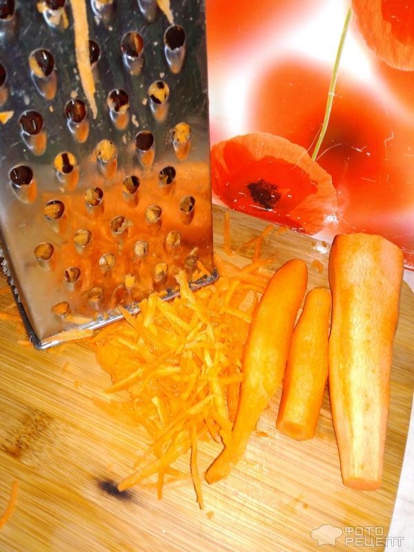 Запеканка с мясным фаршем и овощами фото