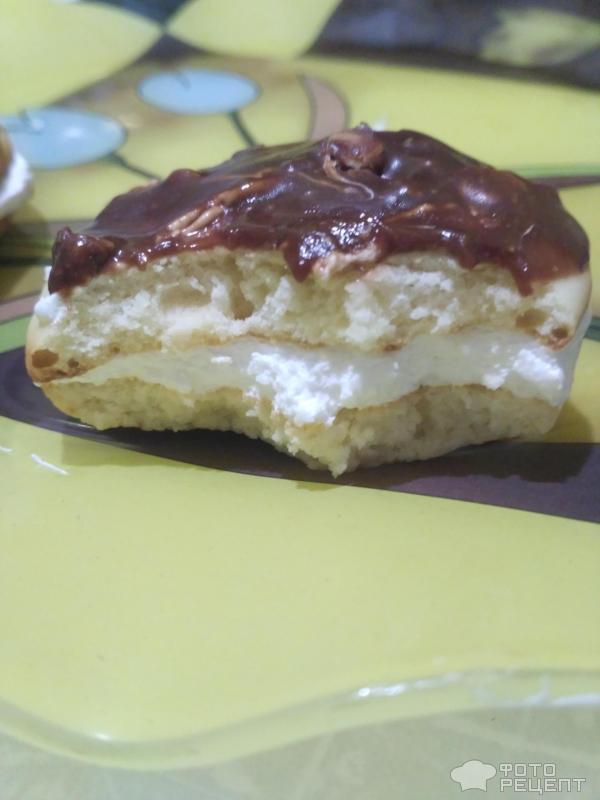 Пирожное Choco pie фото