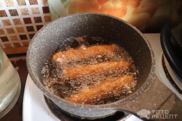 Сыр жаренный в панировке фото