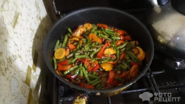 Пирожные овощные фото
