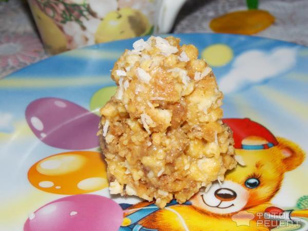 Пирожное Муравейник фото