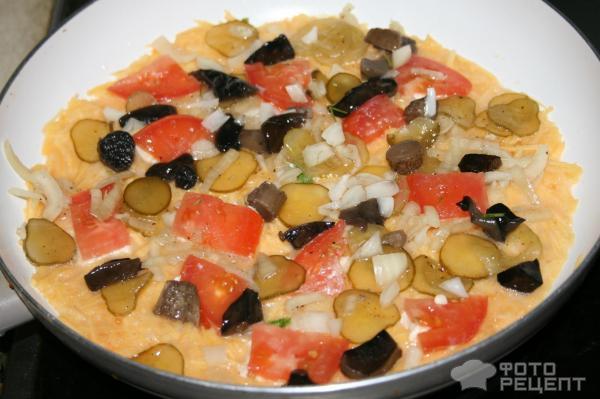А-ля пицца без теста
