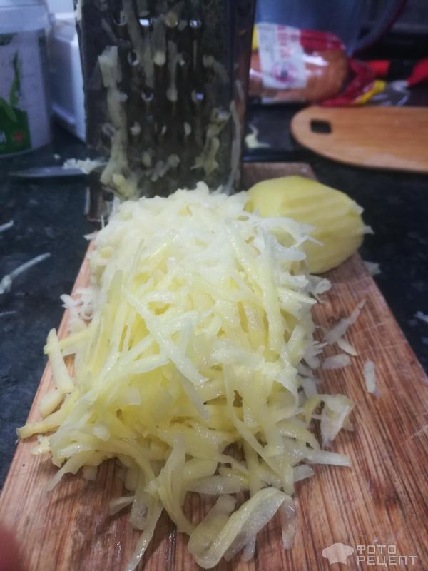 Халибраун из картошки фото