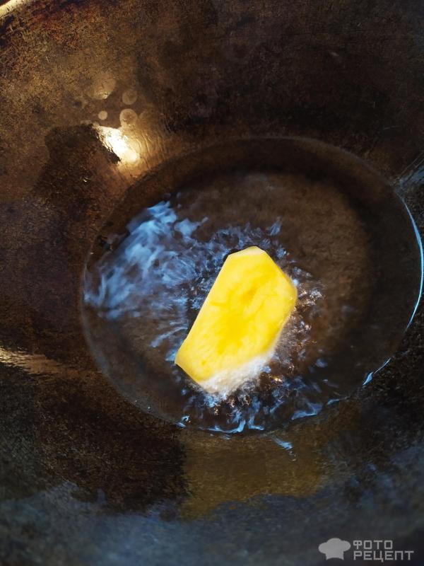 Плов с перепелиными яйцами фото