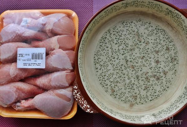 Курица с ананасом в слоеном тесте фото