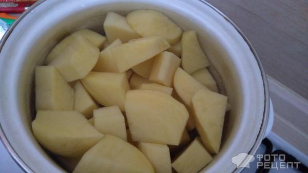 Картофельные лепешки фото